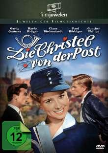 Die Christel von der Post, DVD
