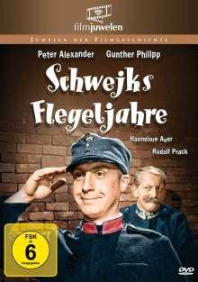 Schwejks Flegeljahre, DVD