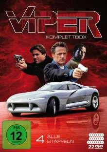 Viper (Komplette Serie), DVD