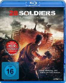 28 Soldiers (Blu-ray), Blu-ray Disc