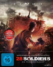 28 Soldiers (Blu-ray im FuturePak), Blu-ray Disc