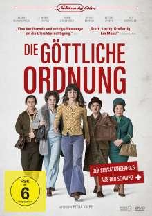 Die göttliche Ordnung, DVD