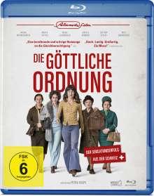Die göttliche Ordnung (Blu-ray), Blu-ray Disc