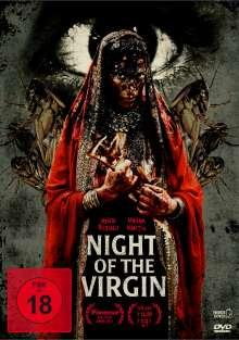 The Night of the Virgin, DVD