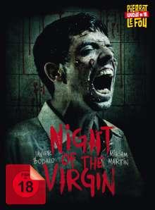 The Night of the Virgin (Blu-ray & DVD im Mediabook), 3 Blu-ray Discs
