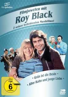 Filmjuwelen mit Roy Black: 2 seiner beliebtesten Musikfilme!, 2 DVDs
