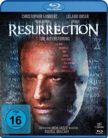 Resurrection - Die Auferstehung (Blu-ray), Blu-ray Disc