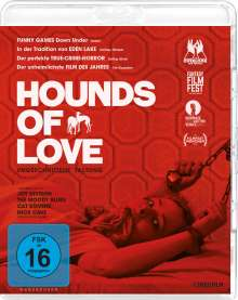 Hounds Of Love (Blu-ray), Blu-ray Disc