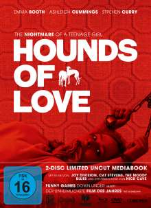 Hounds Of Love (Blu-ray & DVD im Mediabook), Blu-ray Disc
