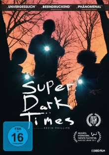 Super Dark Times, DVD
