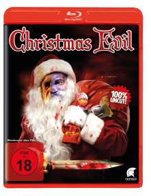 Christmas Evil (Blu-ray), Blu-ray Disc