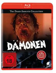 Dämonen (Blu-ray), Blu-ray Disc