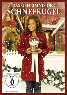 Das Geheimnis der Schneekugel, DVD