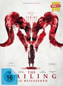 The Wailing - Die Besessenen (Blu-ray & DVD im Mediabook), Blu-ray Disc