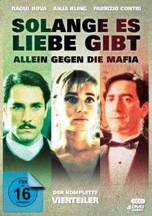 Solange es Liebe gibt (»Allein gegen die Mafia«), 4 DVDs