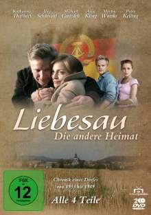 Liebesau - Die andere Heimat, 2 DVDs