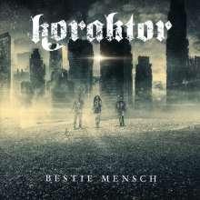 Koraktor: Bestie Mensch, CD