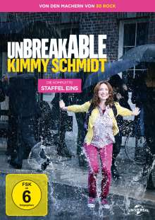 Unbreakable Kimmy Schmidt Staffel 1, 3 DVDs