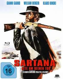 Sartana (Blu-ray), Blu-ray Disc