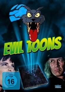Evil Toons (Blu-ray & DVD im Mediabook), 2 Blu-ray Discs