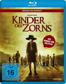 Kinder des Zorns (2009) (Blu-ray), Blu-ray Disc