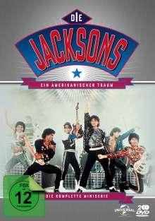 Die Jacksons - Ein Amerikanischer Traum, 2 DVDs