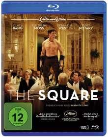 The Square (2017) (Blu-ray), Blu-ray Disc