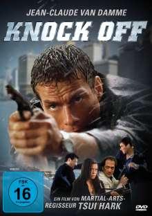 Knock Off - Der entscheidende Schlag, DVD