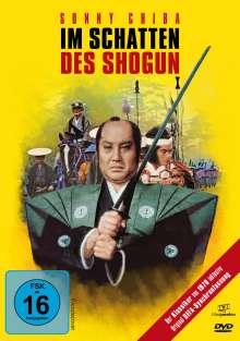 Im Schatten des Shogun, DVD