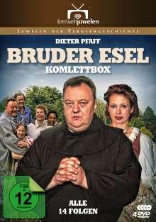 Bruder Esel (Komplettbox), 4 DVDs