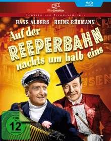 Auf der Reeperbahn nachts um halb eins (Blu-ray), Blu-ray Disc