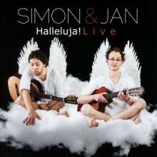Simon & Jan: Halleluja! Live, CD