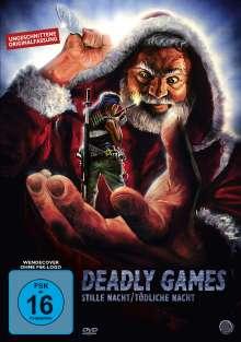Deadly Games, DVD