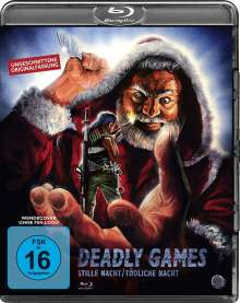 Deadly Games (Blu-ray), Blu-ray Disc