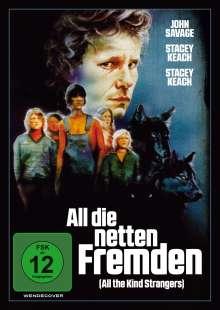 All die netten Fremden, DVD