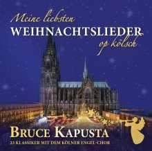 Bruce Kapusta: Meine liebsten Weichnachtslieder op kölsch, CD