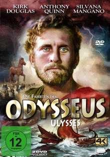 Die Fahrten des Odysseus, 2 DVDs