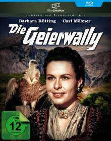 Die Geierwally (1956) (Blu-ray), Blu-ray Disc