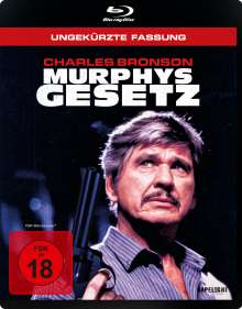Murphys Gesetz (Blu-ray), Blu-ray Disc