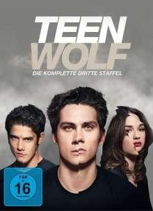 Teen Wolf Staffel 3 (Softbox), 7 DVDs