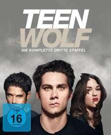 Teen Wolf Staffel 3 (Softbox) (Blu-ray), 5 Blu-ray Discs