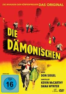 Die Dämonischen (1956), DVD
