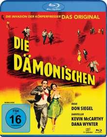 Die Dämonischen (1956) (Blu-ray), Blu-ray Disc
