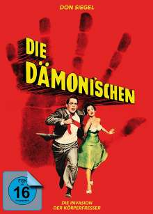 Die Dämonischen (Blu-ray & DVD im Mediabook), 2 Blu-ray Discs