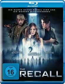 The Recall (Blu-ray), Blu-ray Disc