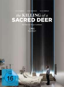 The Killing of a Sacred Deer (Blu-ray & DVD im Mediabook), Blu-ray Disc