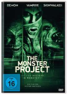 The Monster Project, DVD