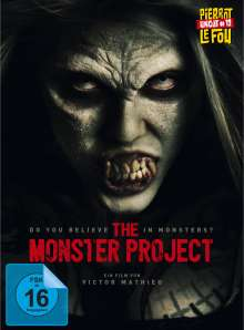 The Monster Project (Blu-ray & DVD im Mediabook), 2 Blu-ray Discs