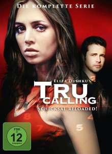 Tru Calling: Schicksal reloaded! (Komplette Serie), 8 DVDs