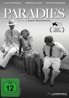 Paradies, DVD